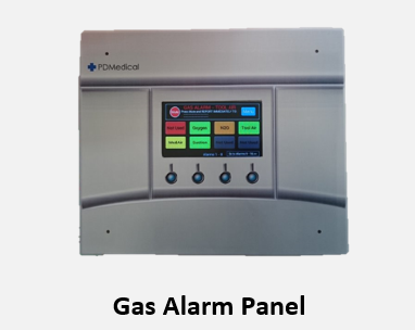 medical gas alarm management board