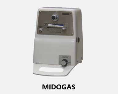 midogas medical gas blending machine